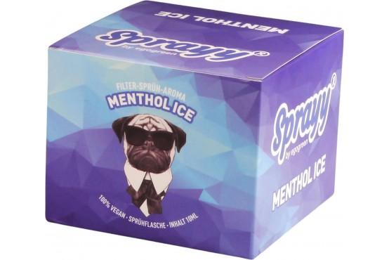 SPRAYY® Menthol ICE Spray für Zigaretten in der VE 10x10ml