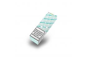 Liquids Menthol für Dampfer von E-Zigaretten
